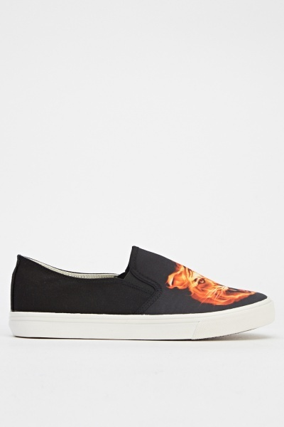tiger slip on shoes just 163 5