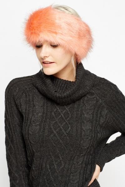 Faux Fur Headband