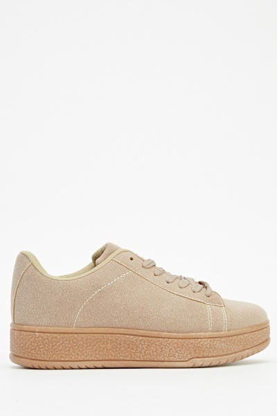 Flatform Contrast Trainers