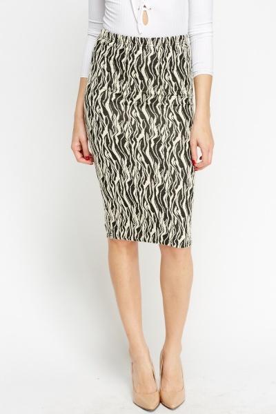 embossed charcoal midi skirt just 163 5