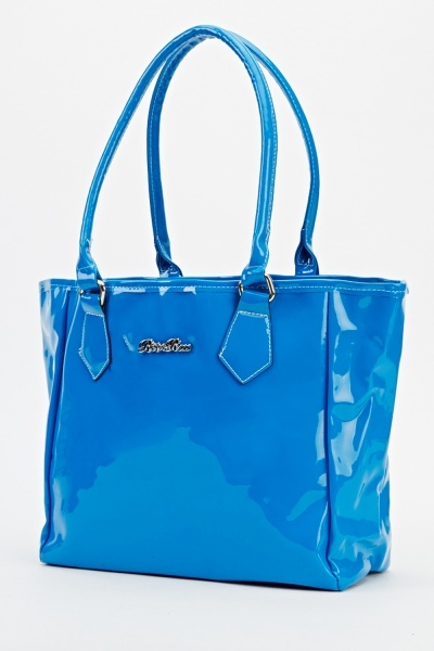 Large PVC Tote Bag