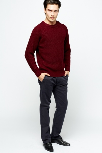 Mens Chino Trousers