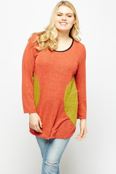 Image of Colour Block Top