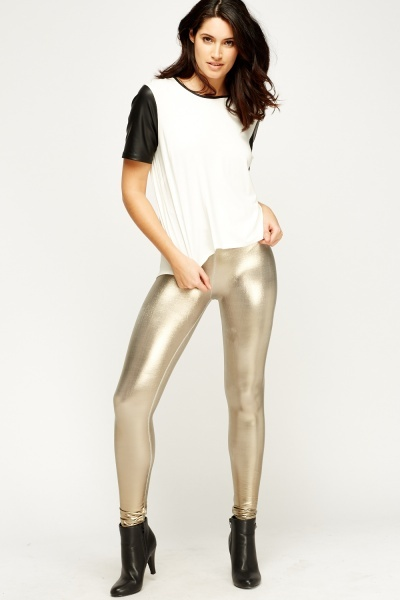 Hi-Shine Leggings