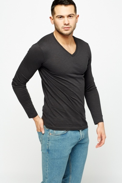 Pack Of 3 V-Neck Top
