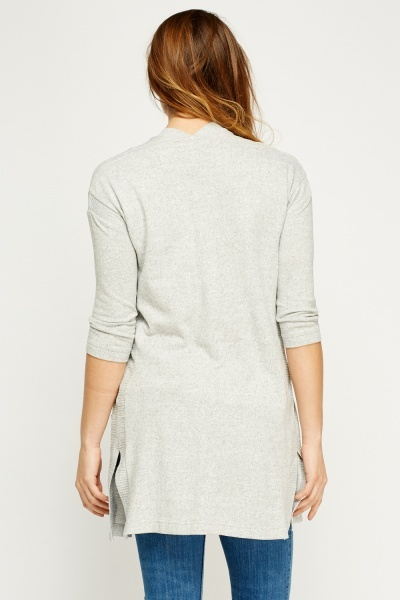 Light Grey Cardigan