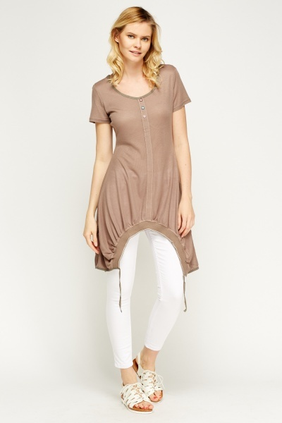 Asymmetric Long Top