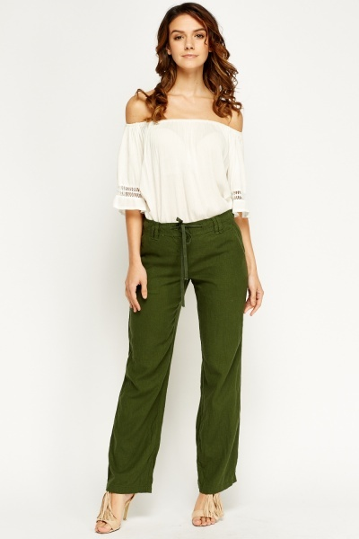 Light Weight Casual Trousers