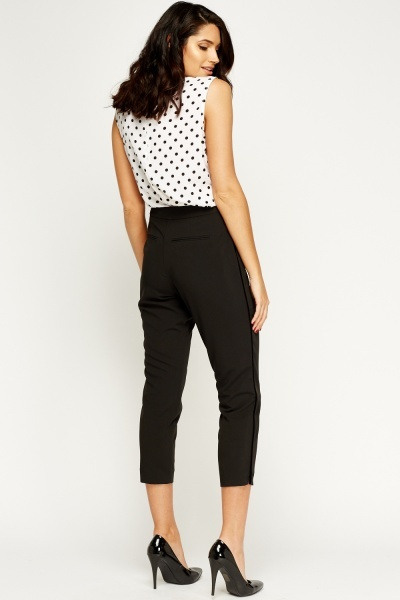 Formal Black Trousers