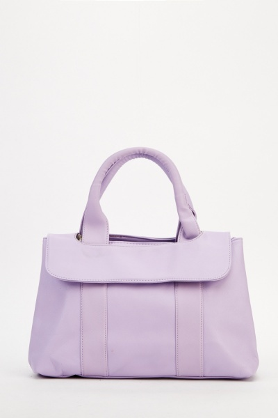 Image of Casual Faux Leather Bag