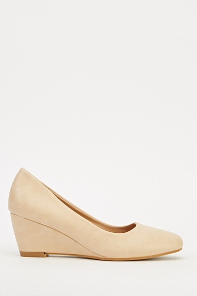 Classic Wedge Shoes