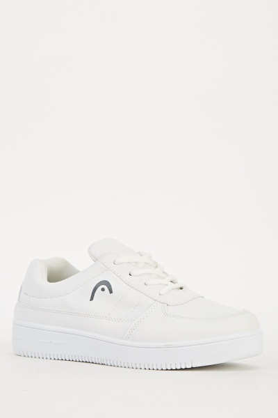 White Classic Trainers