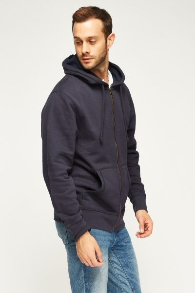 Mens Hooded Jumper