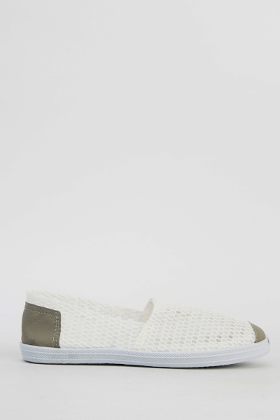 Perforated Slip Ons
