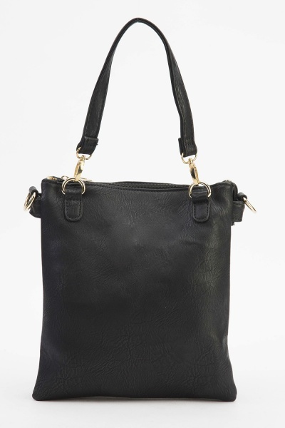Small Faux Leather Bag