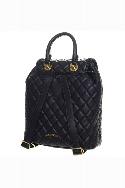 Quilted Moschino Rucksack Bag