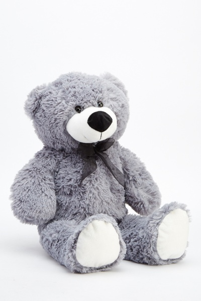 Grey Teddy Bear Just 163 5