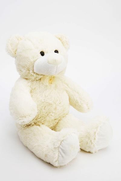 Image of Light Yellow Teddy Bear