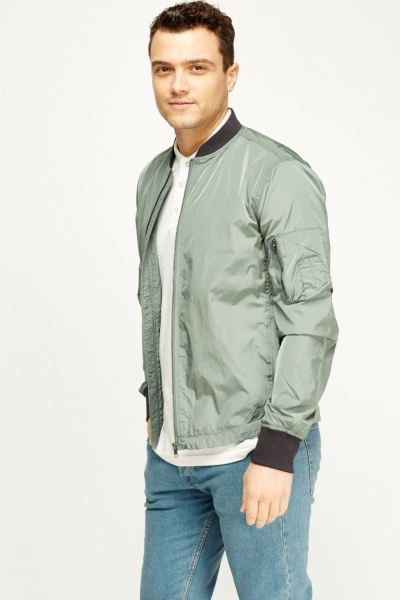 Jade Light Weight Jacket