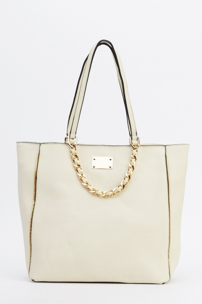 Embellished Chain Handbag