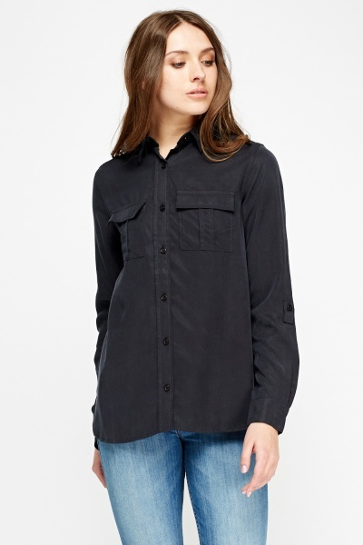 Twin Pocket Shirt