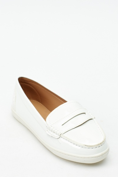 PVC Loafers