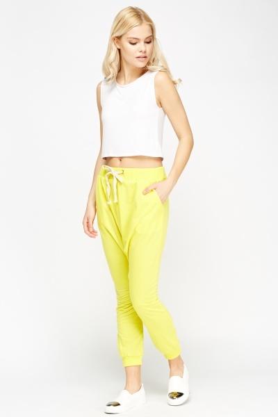 Basic Harem Trousers