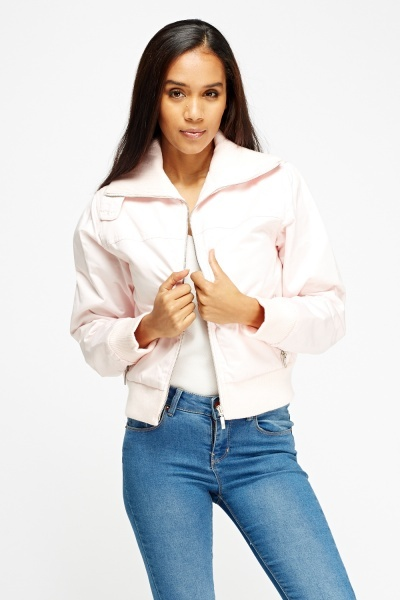 Casual Harrington Jacket