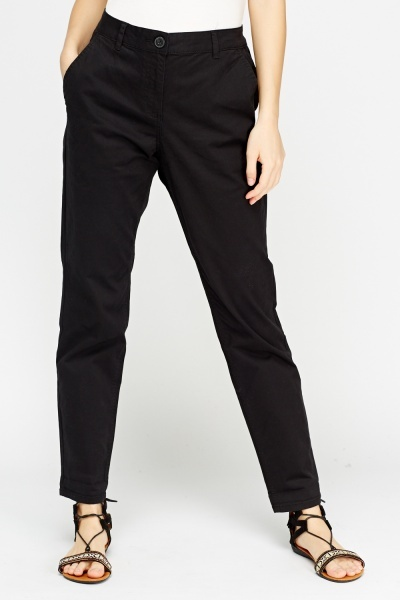 Straight Leg Chino Trouser