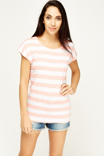 Casual Striped Top