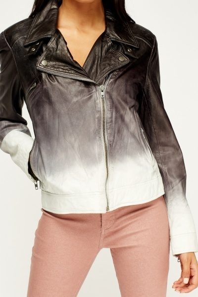 Barney & Taylor Dark Brown Leather Jacket