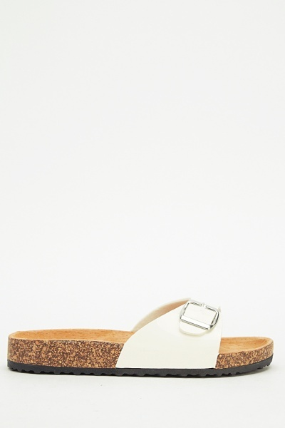 Ideal Buckle Sandal