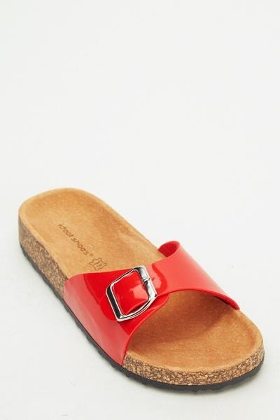 Ideal Buckle Sandal