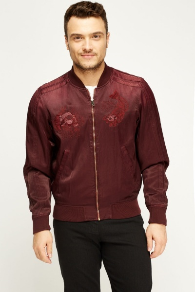 diesel j-blues bomber jacket