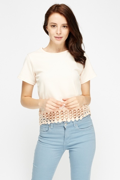 Crochet Hem Box Top