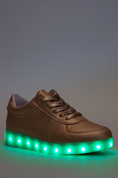 Light Up Sole Trainers