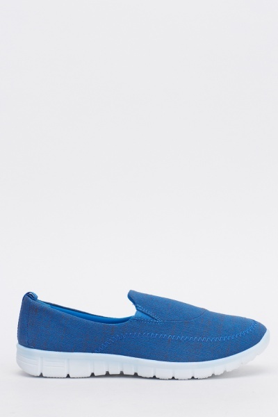 Speckled Slip On Shoes