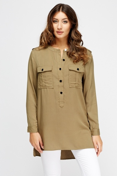 Casual Tunic Shirt