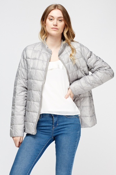 Quilted Casual Jacket