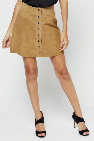 Muubaa Holland Mini Skirt