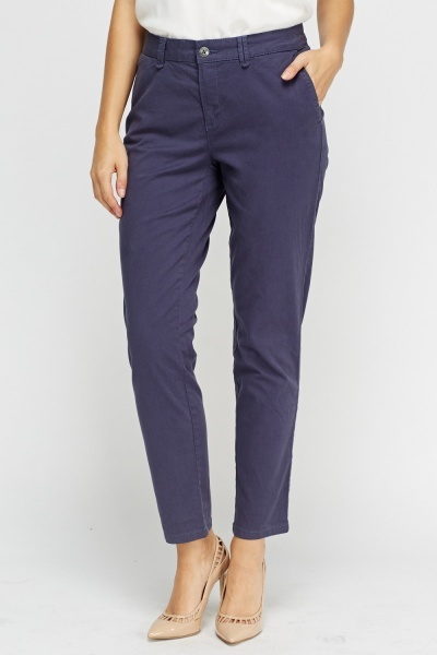 Casual Lightweight Chinos