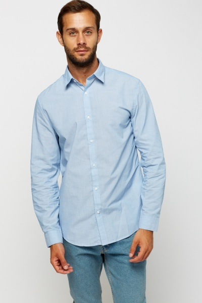 Casual Fitted Shirt