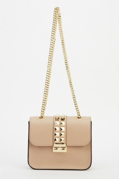 6bdfe00a147a LYDC London Leather Studded Shoulder Bag - Limited edition ...