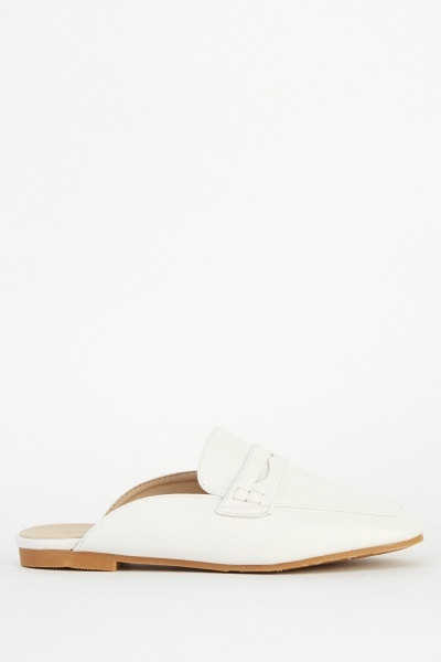 Casual Slip On Flat Sandals