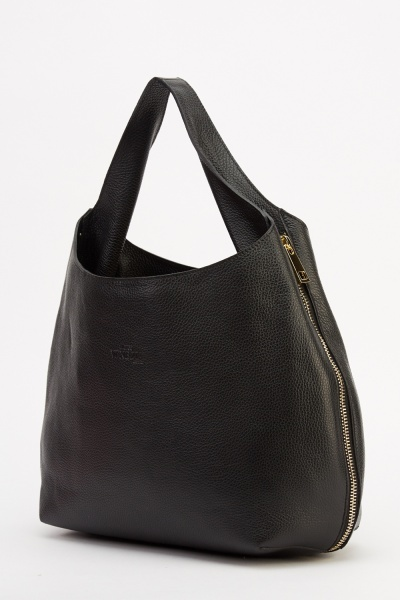 Marco Venezia Leather Irina Large Hobo Bag