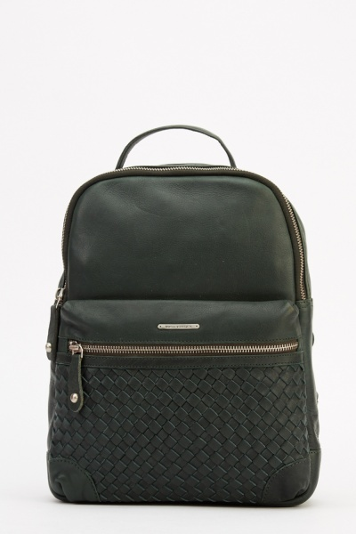 Marco Venezia leather Ricarda Small Backpack