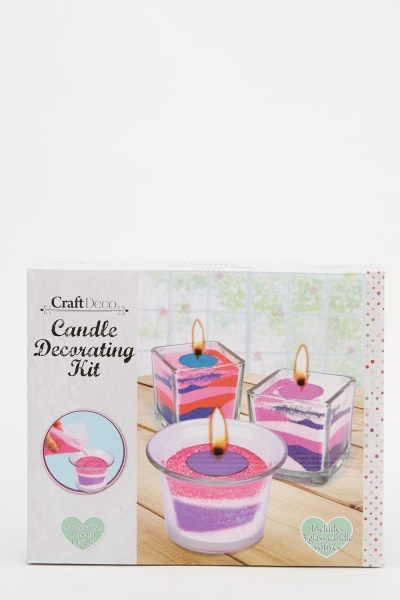 Candle Decorating Kit