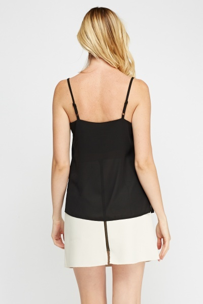 Sheer Cami Top