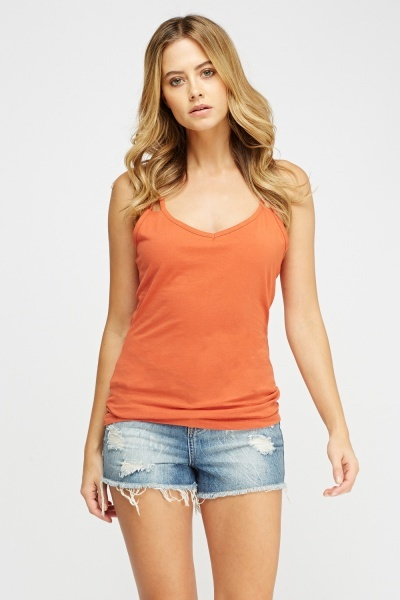 Twin Strap Cami Top