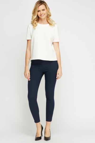 Slim Fit Treggings